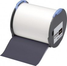Kunststoffetiketten RC-T1BNA für LW Pro 100, 100mm x 15m, schwarz