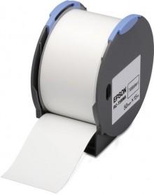 Kunststoffetiketten RC-T5TNA für LW Pro 100, 50mm x 15m, transparent