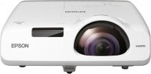 Projektor EB-535W 3LCD-Technologie 3.400 ANSI-Lumen, Kontrast 16.000:1