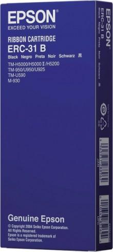 Kassenfarbband Nylon ERC-31B schwarz für TM-U590,TM-U925,TM-U930,TM-U930 II