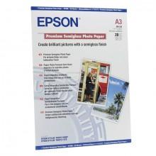 Fotopapier Premium Semigloss A3 251g/m² für Inkjet Drucker