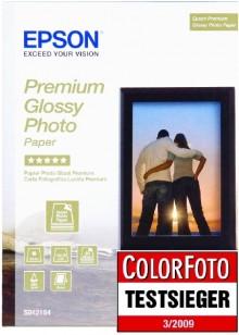 Fotopapier Premium Glossy Photo, 13 x 18 cm, 255g/m², Beste Qualität