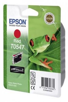 Tintenpatrone rot für Stylus Photo R800
