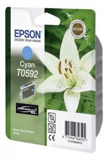 Tintenpatrone cyan für Stylus Photo R2400