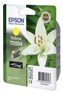 Tintenpatrone yellow für Stylus Photo R2400