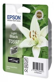 Tintenpatrone light schwarz für Stylus Photo R2400