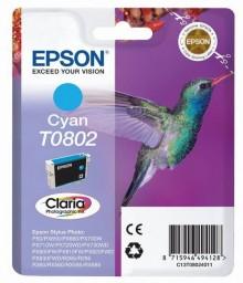 Tintenpatrone cyan für Stylus Photo R265,285,360,RX560,585,685