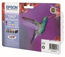 Epson MultiPack mit 6 Farben für Stylus DX3800, Stylus Photo