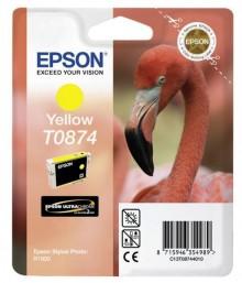 Tintenpatrone gelb für Stylus Photo R1900