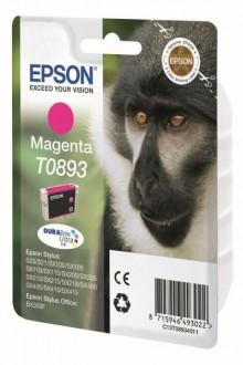 Tintenpatrone T0893 DURAbrite Ultra magenta für Stylus S20,SX100,105,200