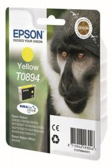 Tintenpatrone T0894 DURAbrite Ultra gelb für Stylus S20,SX100,105,200,