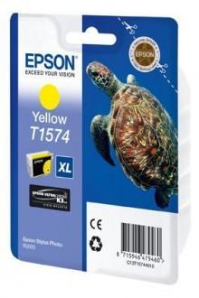 Tintenpatrone T1574 yellow für Stylus Photo R3000