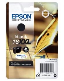Tintenpatrone 16XXL DURABrite schwarz für WorkForce WF-2660DWF