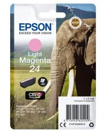 Tintenpatrone 24 Claria Photo HD light magenta, für Expression Photo