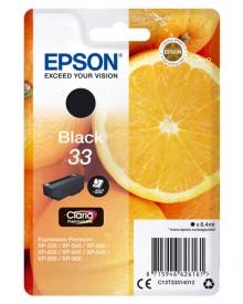 Tintenpatrone T3331 (33) schwarz für Expression Premium XP-530 / XP-630 /