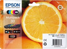 Tintenpatrone Multipack T3337 für Expression Premium XP-530,