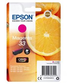 Tintenpatrone T3343 (33) magenta für Expression Premium XP-530 /