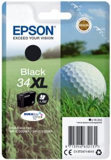 Tintenpatrone T3471 XL schwarz für WorkForce Pro WF-37210DWF, WF-3725DWF