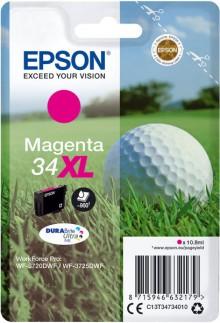 Tintenpatrone T3473 XL magenta für WorkForce Pro WF-37210DWF, WF-3725DWF