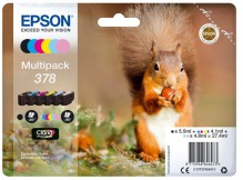 Tintenpatronen Multipack T3788 für Expression Photo XP-8500 und XP-8505