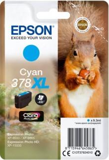 Tintenpatrone 3792 XL cyan für Expression Photo XP-8500, 378 XL