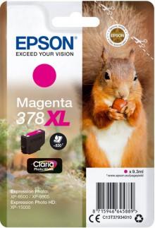 Tintenpatrone T3793 XL magenta für Expression Photo XP-8500, 378 XL