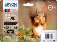 Tintenpatronen Multipack T3798 XL für Expression Photo XP-8500, 378 XL