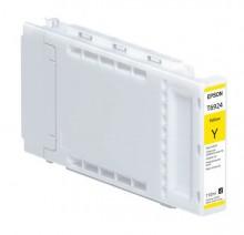 Tintenpatrone T6924 L gelb für SC-T3000, SC-T3070, SC-T3200,