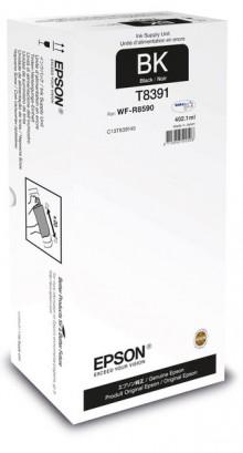 Tintenpatrone T8391 XL schwarz für WorkForce Pro R8590DTWF,
