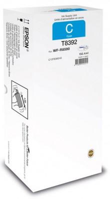 Tintenpatrone T8392 XL cyan für WorkForce Pro WF-R8590DTWF,