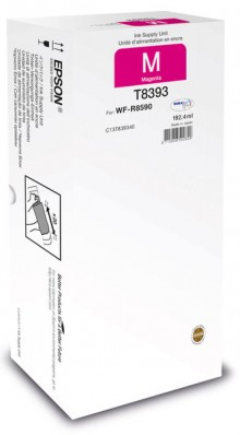Tintenpatrone T8393 XL magenta für WorkForce Pro WF-R8590DTWF,