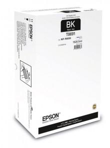 Tintenpatrone T8691 XXL schwarz für WorkForce WF-R8590DTWF
