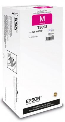 Tintenpatrone T8693 XXL magenta für WorkForce Pro WF-R8590DTWF,