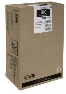 Tintenpatrone T9741 XXL schwarz für WorkForce Pro WF-C869RDTWF,