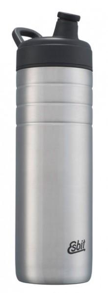 Majoris Edelstahl Trinkflasche 800 ml, Sportverschluss