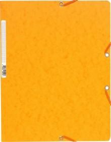 Exacompta Eckspannermappe in gelb