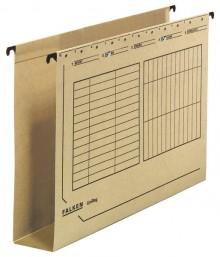 Hängesammler UniReg A4, 320g Manila-RC-Karton, 6cm Kartonboden,