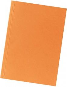 Falken Aktendeckel in orange