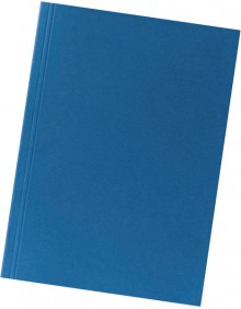 Falken Aktendeckel in blau