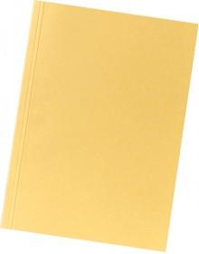 Falken Aktendeckel in gelb