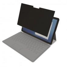 Blickschutzfilter Microsoft Surface Pro 3/4/5/6, verdunkelt das Bild bei