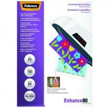 selbstklebende Laminierfolie A3 80mic # 5302302
