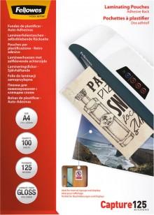 selbstklebende Laminierfolie A4 125mic