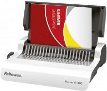 Home Office Plastikbindegerät PULSAR-E, stanzt elektronisch