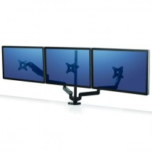Monitorhalter Platinum dreifach Arm mit innovativer Gasfeder