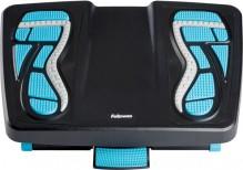 Fußstütze Energizer, schwarz Reflexzonen-Massageoberfläche