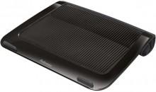 Laptop Schoßtisch I-SPIRE, schwarz, für die Nutzung von Laptop auf den