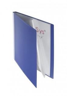 FolderSys Sichtbuch in blau