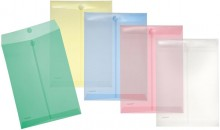 FolderSys PP-Umschläge in verschiedenen Farben