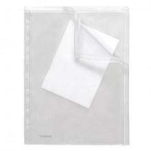 FolderSys Doppel-Zippbeutel mit Abheftrand